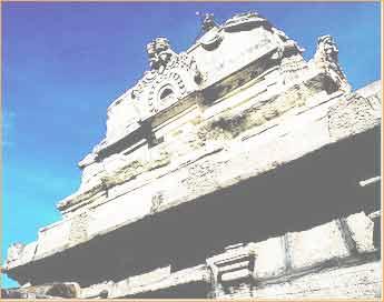 Bhoganandishwara Temple in Bangalore