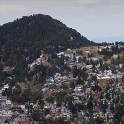Bhowali Hill Station in Bageshwar