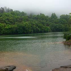 Bushi Dam in Lonavala