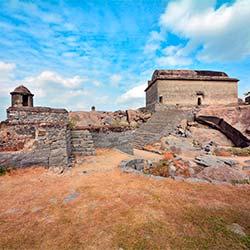 Bijapur Fort Karnataka in Bijapur