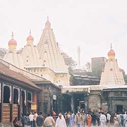 Binkhambi Ganesh Temple in Kolhapur