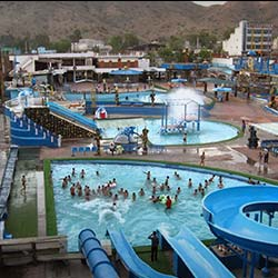 Birla City Water Park in Ajmer