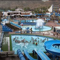Birla City Water Park in Ajmer