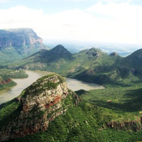 Blyde River Canyon in Mpumalanga