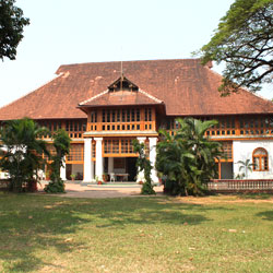 Bolghatty Palace in Kochi