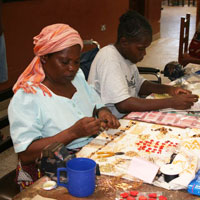 Bombolulu Workshops in Mombasa
