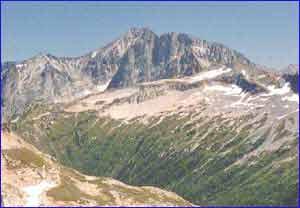 Bonanza Peak in Washington