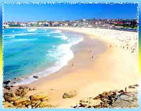 Bondi Beach in