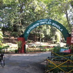 Bondla Wildlife Sanctuary in Goa