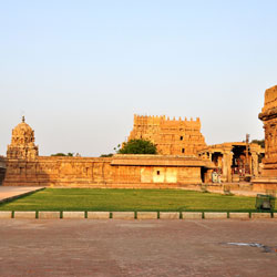 Brihadeshwara Temple in Thanjavur