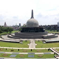 Buddha Smriti Park in Patna