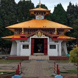 Buddha Temple in Itanagar