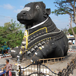 Bull Temple in Bangalore
