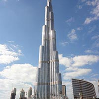 Burj Khalifa in