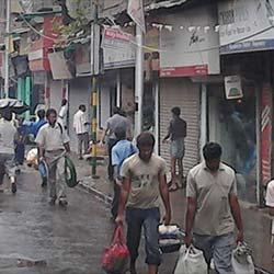 Burrabazar in Kolkata