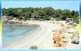 Cala Nova Beach in