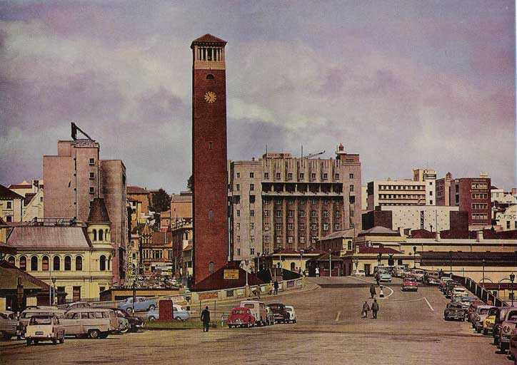 Campanile in Port Elizabeth