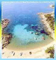 Campomoro Beach in Bareges