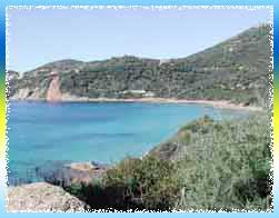 Cargese Beach in Bareges