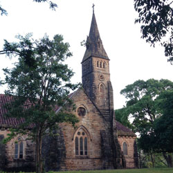 Catholic Church in Pachmarhi