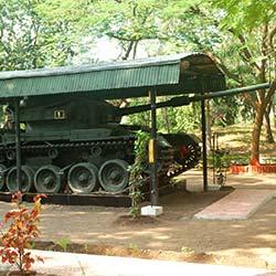 Cavalry Tank Museum in Ahmednagar