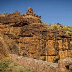 Cave Temples in Badami