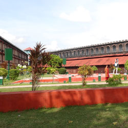 Cellular Jail in Andaman Nicobar Islands