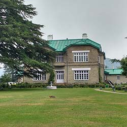 Chail Palace in Chail