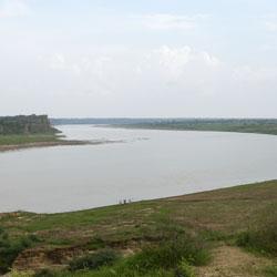 Chambal River in Sawai Madhopur