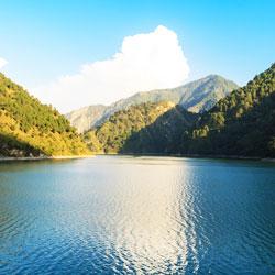 Chamera Lake in Chamba