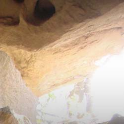 Champaa Caves in Mount Abu