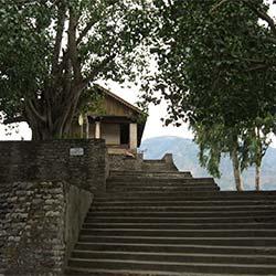 Chamunda Devi Temple in Dalhousie