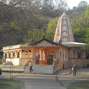 Chandi Mandir in Chandigarh