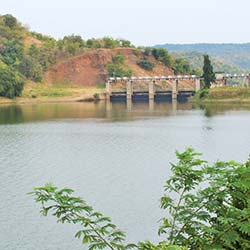 Chandrampalli Dam in Gulbarga
