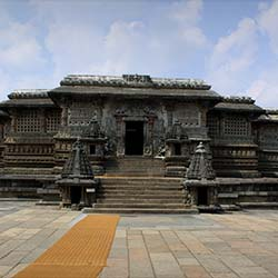 Channakeshava Temple in Belur