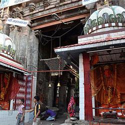 Chaubis Khamba Temple in Ujjain