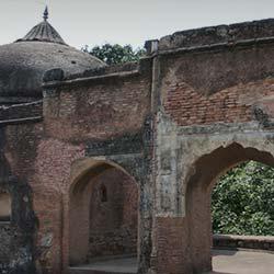 Chauburji Masjid in Delhi