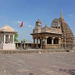 Chausat Yogini Temple in Jabalpur