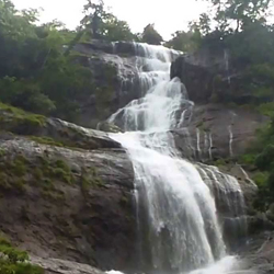 Cheeyappara Waterfalls in Idukki