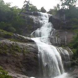 Cheeyappara Waterfalls in Idukki