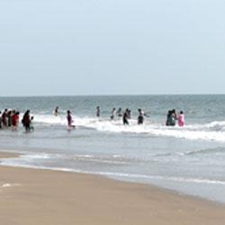 Cheruthuruthi Beach in Trichur