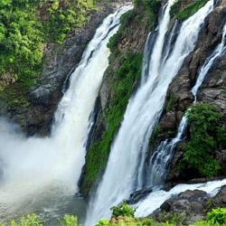 Chethalayam Falls in Wayanad