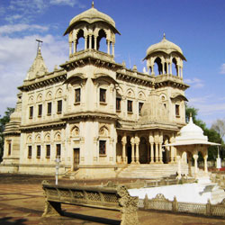 Chhatri Monument in Shivpuri