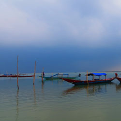 Chilika Lake Bird Sanctuary in Bhubaneswar