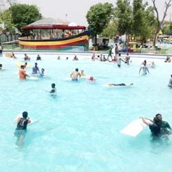 Chill-O-Thrill Water Park in Bhatinda