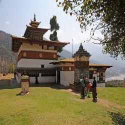 Chimi Lhakhang in Punakha