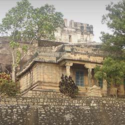 Chitharal Jain Monuments in Kanyakumari