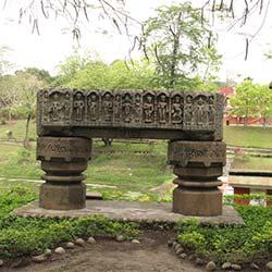 Chitralekha Udyan in Tezpur