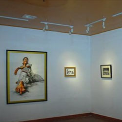 Chitram Art Garllery in Kochi