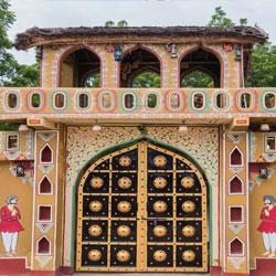 Chokhi Dhani Village in Jaipur
